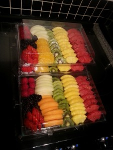Sliced Fruit Platter